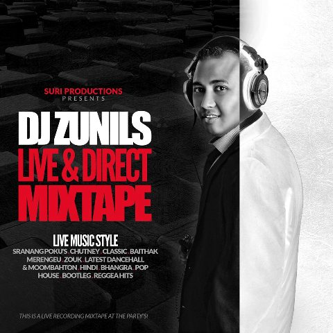 LIVE & DIRECT MIXTAPE